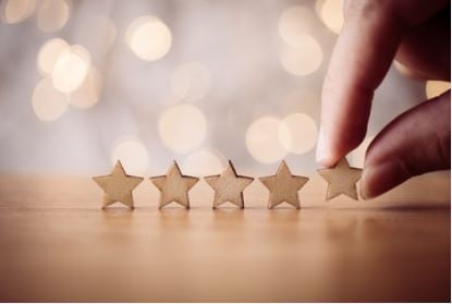 Reputation Management Star Rating | Theia Marketing
