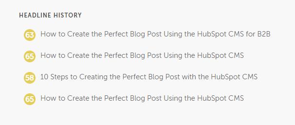 coschedule headline analyzer create perfect blog post