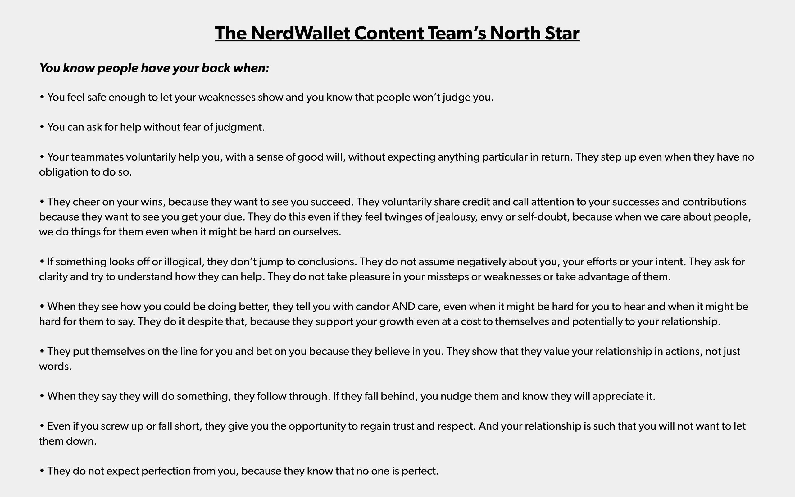 Nerd Wallet Content Writer Team North Star Remote Maggie Leung